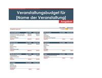Veranstaltungsbudget