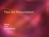 """Beispielpräsentationsfolien (Design """"Rotwein"""")"""