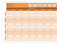 Klassenkalender