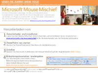 Mouse Mischief – Gezeiten