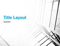 Business contrast presentation (widescreen)