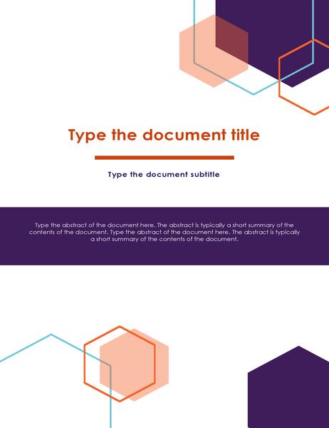 Report (Executive design)