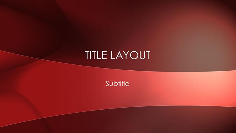 Crimson landscape design slides