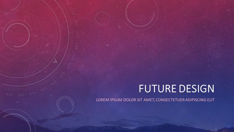 Future Celestial design