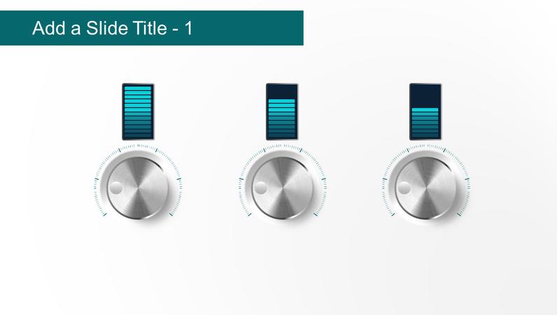Animated gauge graphic