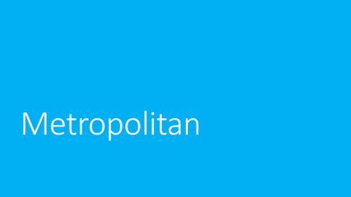 Metropolitan Blue