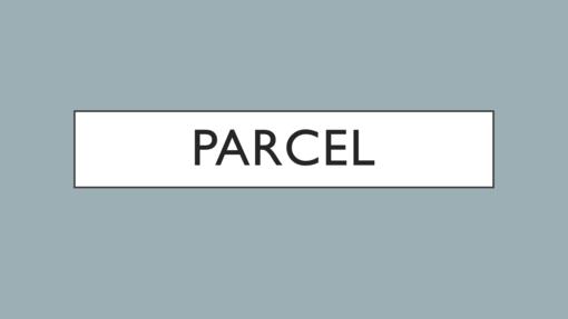 Parcel