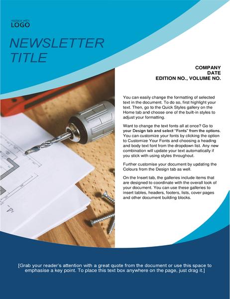 Handyperson newsletter