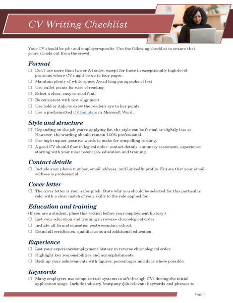Staples resume writing services