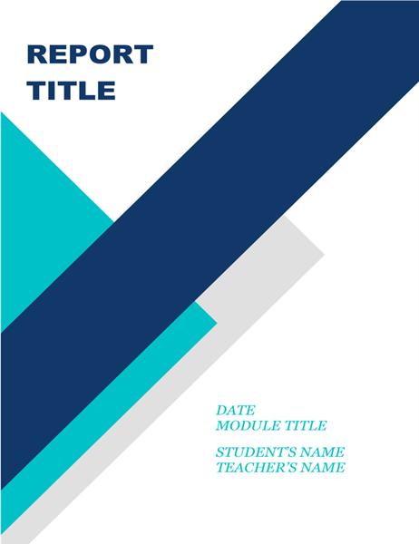 Jazzy student report