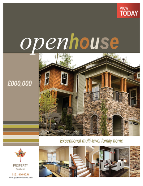 Property poster (vertical)