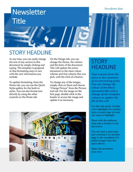 Hardware newsletter