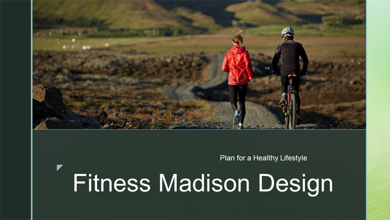 Fitness Madison design