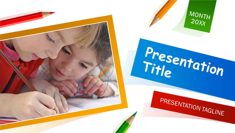 Primary school presentation