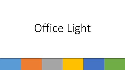 Office Light