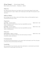 Reference List For Resume how to write reference list in resume Curriculum Vitae Resume