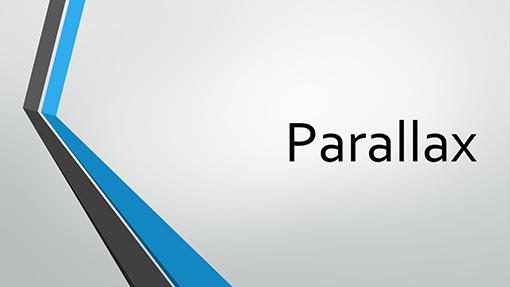 Parallax