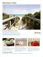 Travel brochure