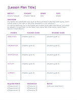 onenote templates student planner
