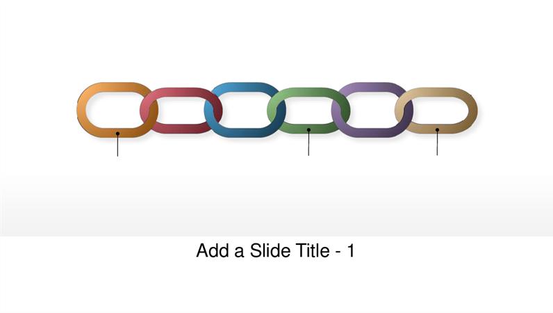 Linked chain graphics