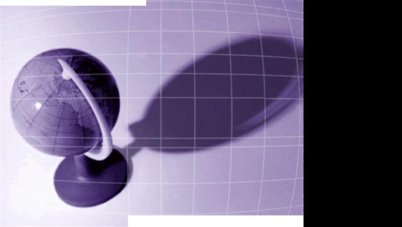 Globe design slides