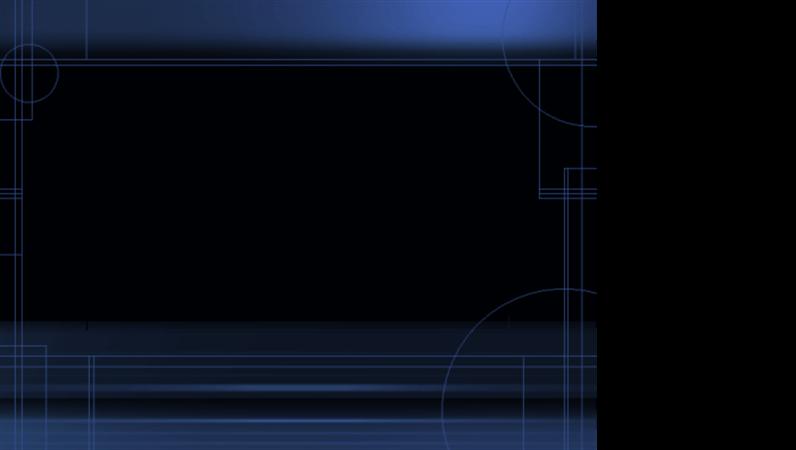 Dark blue design slide