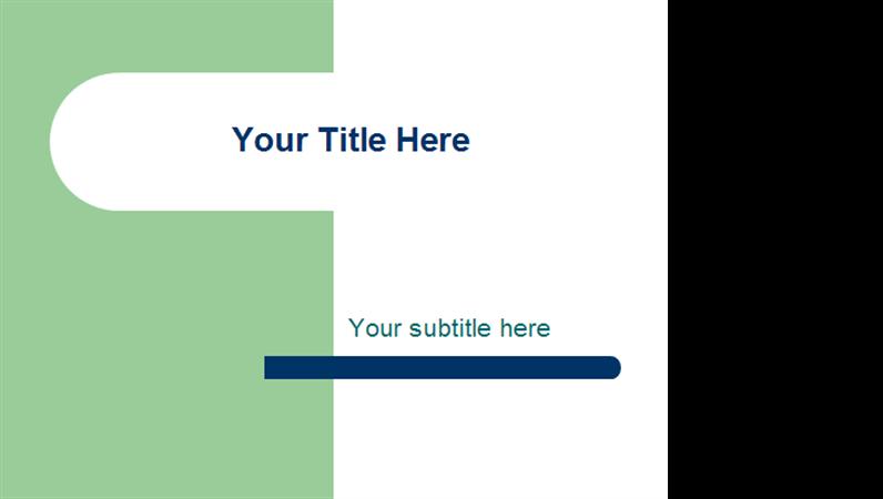 Capsules design slides