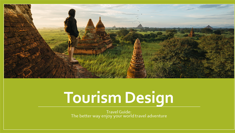 Tourism Facet design