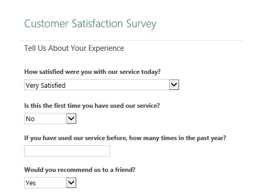 graphic regarding Create a Printable Survey referred to as Surveys -