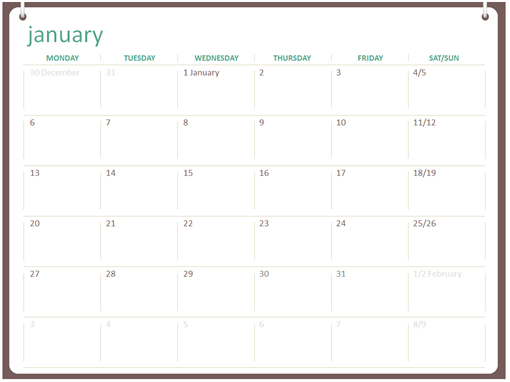 picture relating to Printable Calendars Free identify Calendars -
