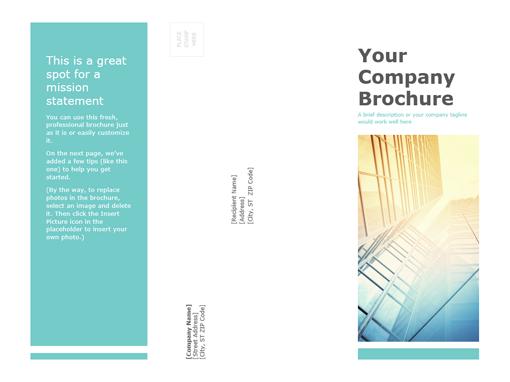 Brochure Business Templates Office Com