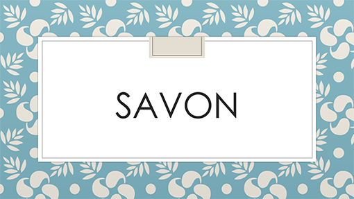 Savon - Templates - Office.com