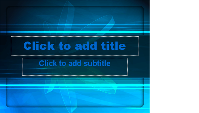 Atom design slide