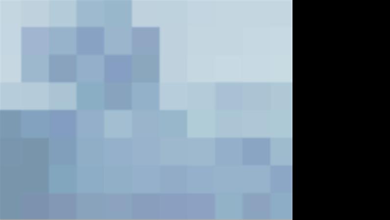 Digital blue design slides