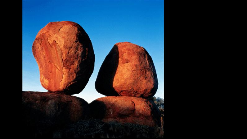 Balance image slide