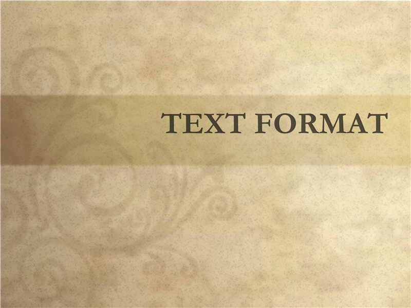 Textured and layered background slide with title