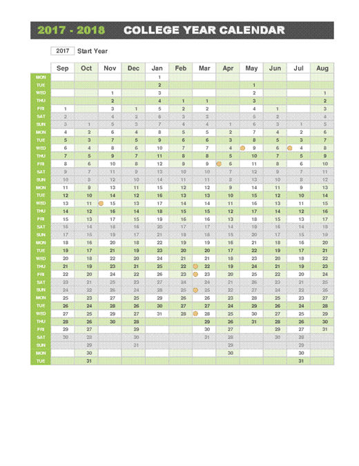 Daily appointment calendar - Office Templates