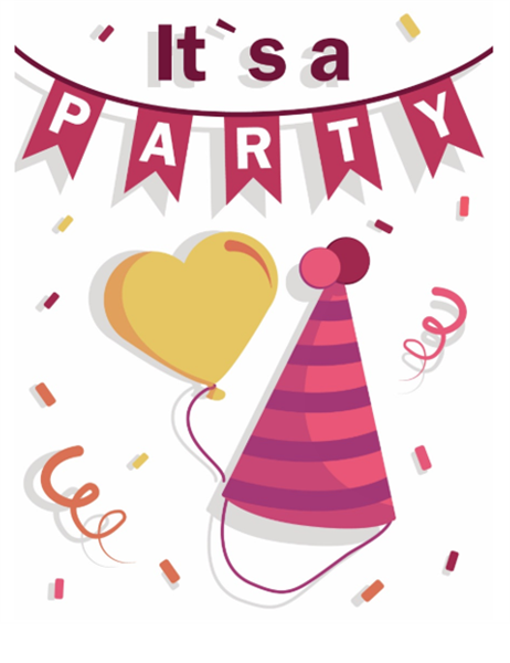Birthday Party Invitation Office Templates - Templates for birthday party invitations
