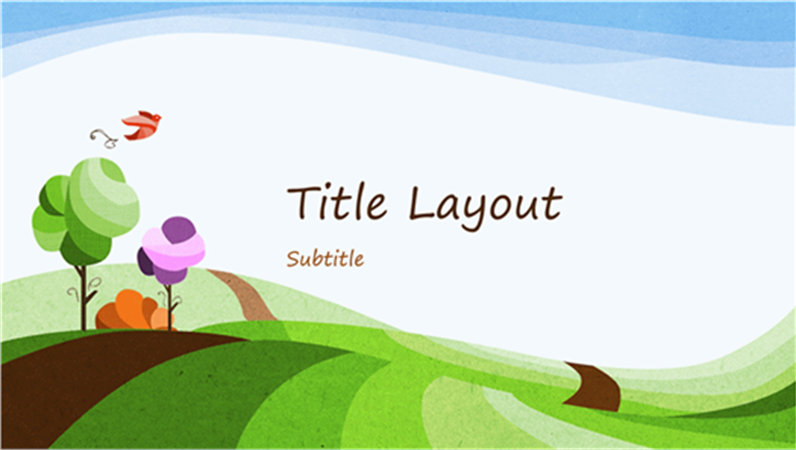 featured powerpoint templates and themes, Powerpoint