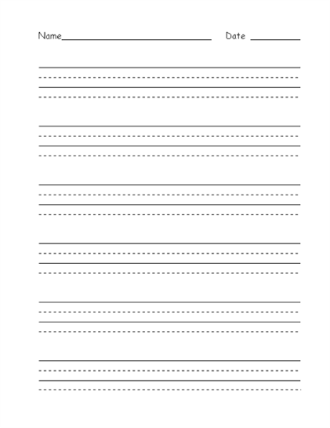 handwriting practice paper advanced office templates