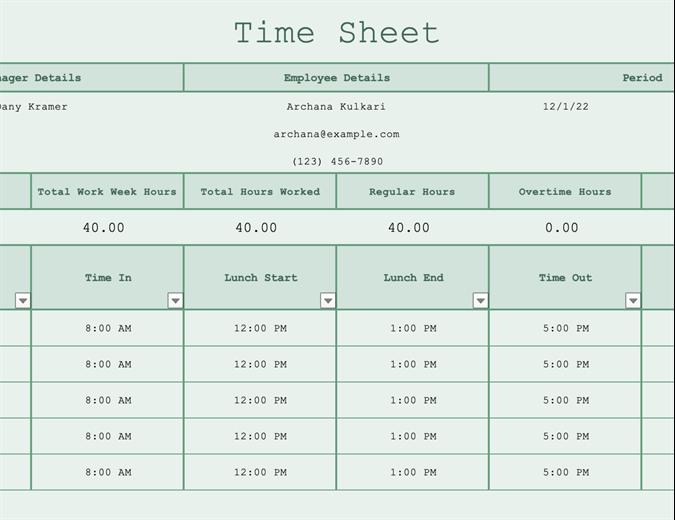 Worksheet Timesheet Worksheet time sheet office templates sheet