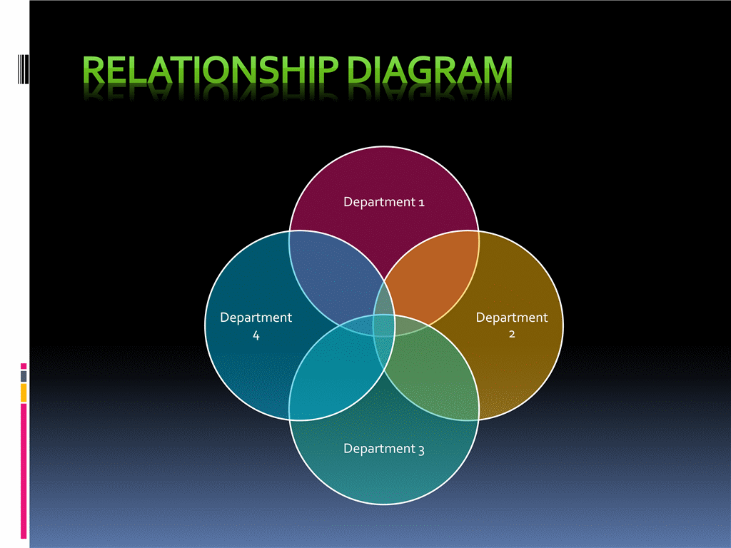 Relationship diagram - Office Templates