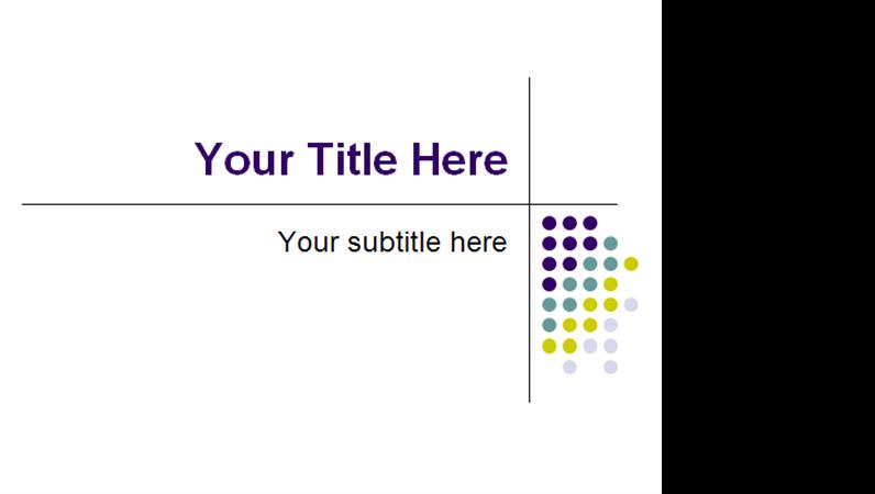 Network design slides