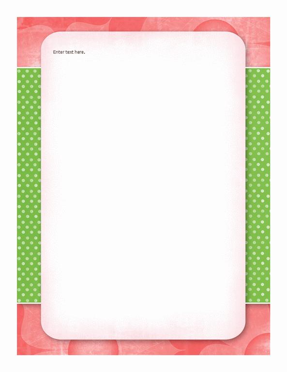 Stationery (Floral design)