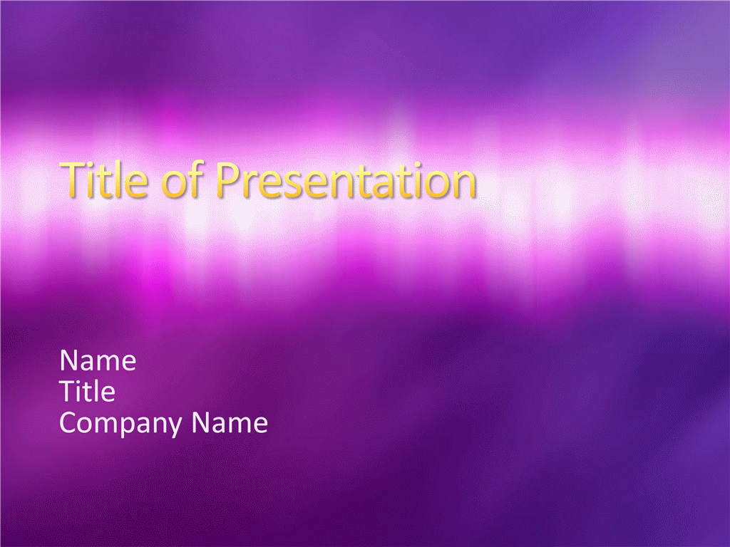 Sample presentation slides (Purple texture design)