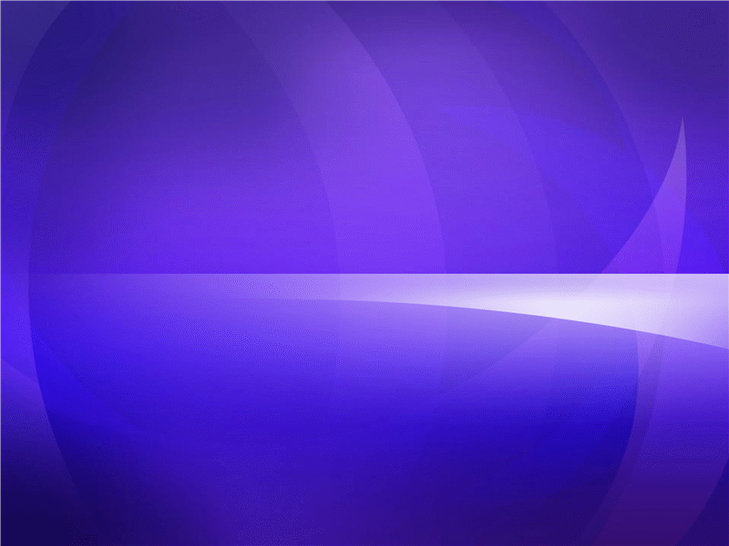 Purple curves design template