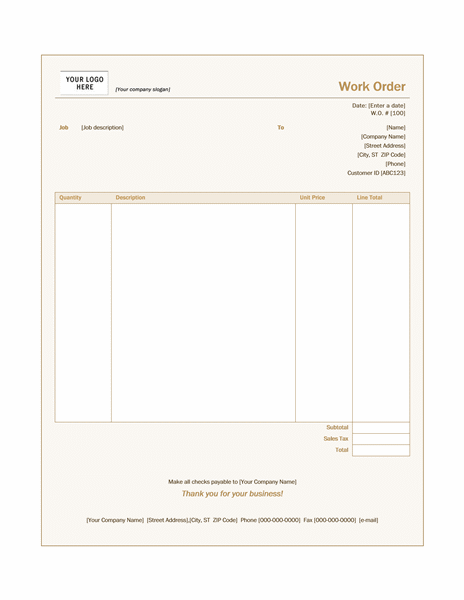 invoices - office, Invoice examples