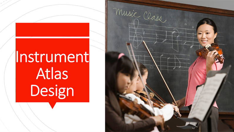 Instrument Atlas design