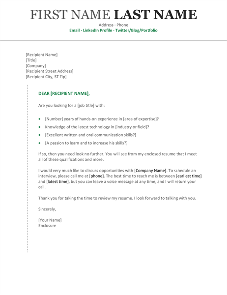 form of cover letter for resume Sample cover letter - download a free resume cover letter template for microsoft word and learn how to write a cover letter.