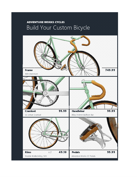 Featured Excel Templates - Create invoice in excel online bike store